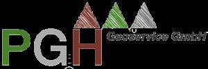 PGH Geoservice GmbH Logo transparent